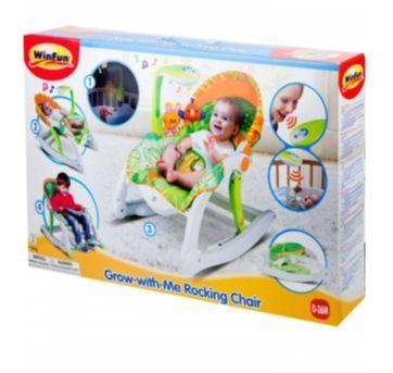 Cadeira de balanço Winfun - Sem faixa etaria - Winfun
