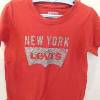 Camisa Levis - 3 anos - Levi`s