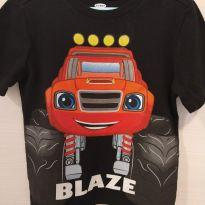 Blusa Blaze Monster Machine da Old Navy - 4 anos - Old Navy