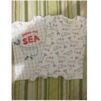 Macaquinho fundo do mar - 3 meses - Zara