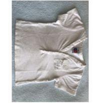 Camiseta branca Tip Top - 9 meses - Tip Top
