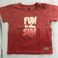 Camiseta Fun - 1 ano - Tip Top