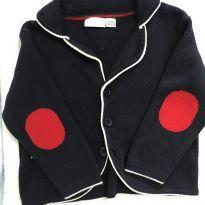 Casaquinho de lã Chicco - 1 ano - Chicco