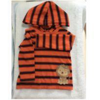 Camiseta capuz leãozinho - 18 meses - Child of Mine