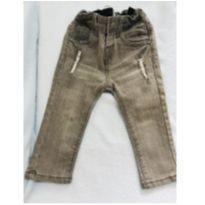 Calça jeans cinza - 1 ano - Tigor Baby