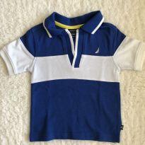 Camisa Polo Náutica - 2 anos - Nautica