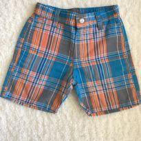 Shorts listrado Náutica - 18 meses - Nautica