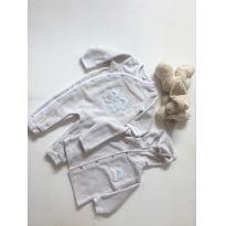 Conjunto Soft - 6 a 9 meses - Mini & Kids