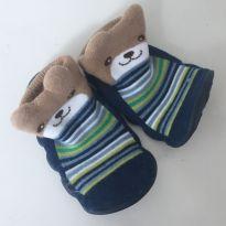 Meia Sapato - 18 meses - Lupo