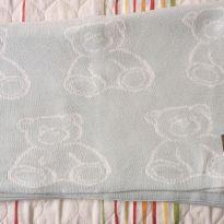 Manta em Linha Urso -  - Paola Da Vinci