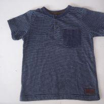 Blusa com bolsinho - 2 anos - Poim, Cherokee e Up Baby