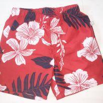 Shorts Florido - 1 ano - Hering Kids