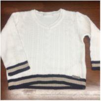 Cardigã em tricot - 2 anos - Paola Da Vinci