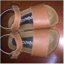 Sandália em couro - 22 - Pimpolho