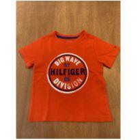 Camiseta Tommy - 2 anos - Tommy Hilfiger