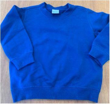 Blusa Moleton - 3 anos - Malwee