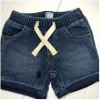 SHORT JEANS Baby GAP  6 a 12M - 6 a 9 meses - Baby Gap