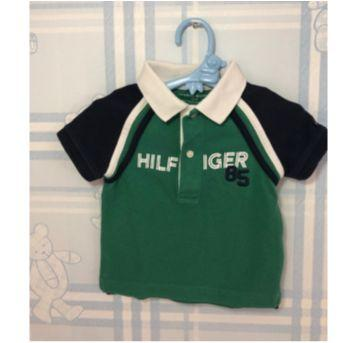 POLO TOMMY HILFIGER 12M - 9 a 12 meses - Tommy Hilfiger