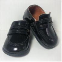 Sapato social verniz preto (16) NOVISSIMO - 16 - Pimpolho