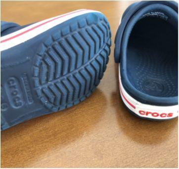 Sandalia CROCS Crocband Clog K - Marinho Tamanho 4 / 5 USA  19/20 BR - 19 - Crocs