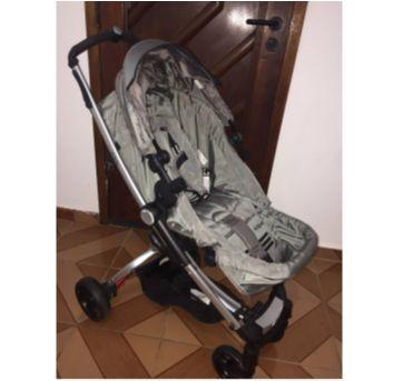 carrinho de bebê kiddo + bebê conforto - Sem faixa etaria - kiddo