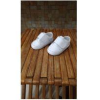 sapato branco batizado - 16 - Baby i