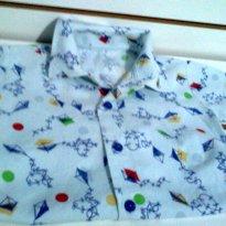 Camisa Pipas - 1 ano - Elian