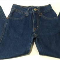 Calça Jeans Infantil Modelo Cowboy - 6 anos - Barreds