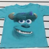 Camisa Disney Monsters University - 4 anos - Disney e Importada