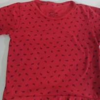 Camiseta Red Dot - 3 anos - red dot