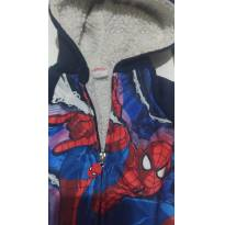 Blusa Homem Aranha- tamanho 1 - 1 ano - MARVEL