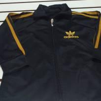 Blusa preta - 4 anos - Adidas replica