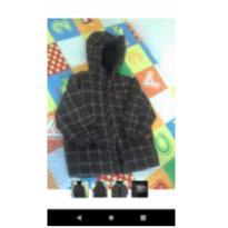 Jaqueta inverno importada + calça Tactel 6 anos - 6 anos - Importada e Importado