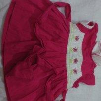Lindo vestido EPK, tamaho M - 6 a 9 meses - EPK