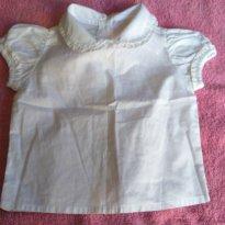 blusinha babies para menina - 3 a 6 meses - Babies