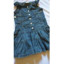 Lindo vestido Jeans, tamanho 1 ano - 1 ano - Brandili