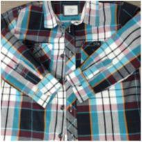 Camisa Xadrez Menino 4 anos - 4 anos - Póim