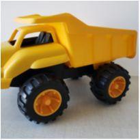 Caçamba amarela Caterpilar -  - Toy & Kids