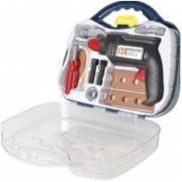 Maleta conjunto de ferramentas infantil Strong Tools - Brink + -  - brink