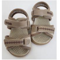 Sandália papete bebê Pimpolho - 16 - Pimpolho Calçados