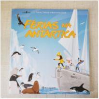 Livro infanto juvenil Férias na Antártica -  - Editora Peiropolis