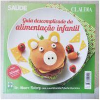 Livro Guia Descomplicado de Alimentação Infantil -  - editora abril