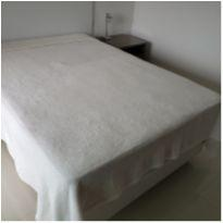 Manta cobertor em microfibra fleece soft casal -  - Não informada