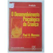Livro : O desenvolvimento psicológico da criança - Paul H. Mussen -  - Não informada