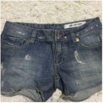 Shorts Jeans John John - 14 anos - John John