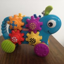 Minhoca de encaixe engrenagens Playskool -  - Playskool