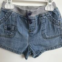 Short jeans Carters tam 4 - 4 anos - Carter`s