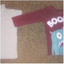 Camisetas para bebês de um ano - 1 ano - Pool Kids e Poim, Cherokee e Up Baby