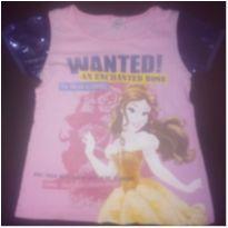 Peças femininas tamanho 6 - 8 - 6 anos - Disney e Hrradinhos