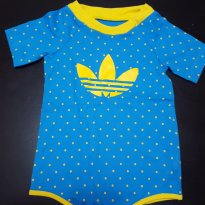 VESTIDO ADIDAS - AZUL - 18 meses - Adidas